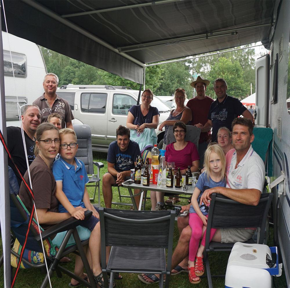 Camping Freunde Mittelhessen im DCC